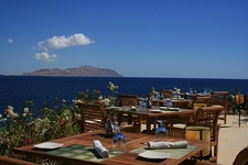 Table With View - Sharm-el-Sheikh