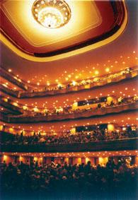 Concert Hall, New Teatro Argentino