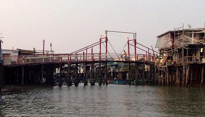 Tai  O  San  Ki  Bridge