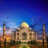 Taj Mahal - Evening View