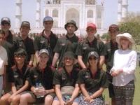 Taj, Temple And Ganges Tour