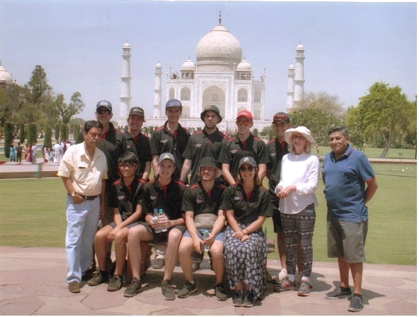 Taj, Temple And Ganges Tour Photos