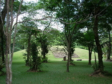 Takalik Abaj View - Retalhuleu Department - Guatemala