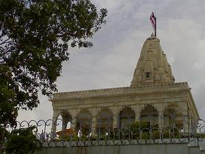 Takhteshwar Templo