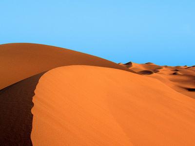 Taklamakan Sand Dunes