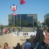 Atatürk Cultural Center On Taksim Square