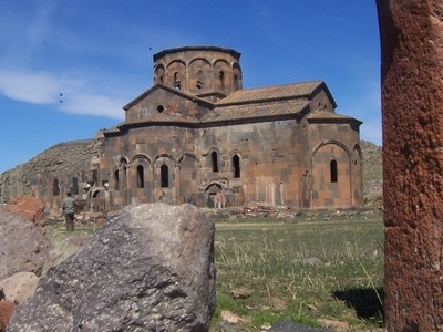 Talin Cathedral