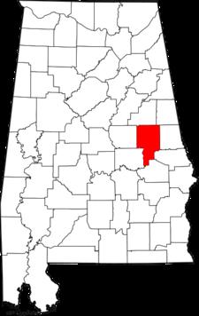 Tallapoosa County