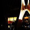 Taman Ismail Marzuki Art Center At Night
