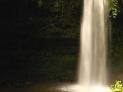 Tambunan District - Waterfall