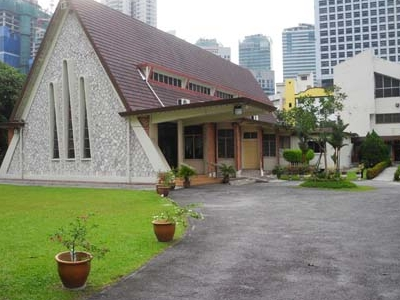 View Of Tamil Methodist Church
