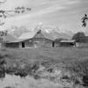 T. A. Moulton Barn - Grand Tetons - Wyoming - USA