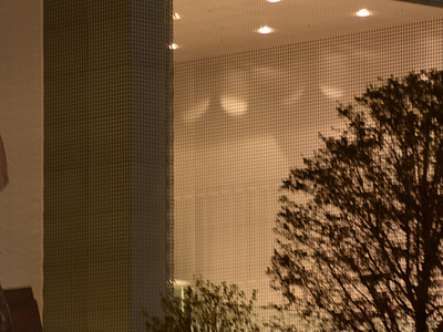 Tampa Museum Of Art At Night