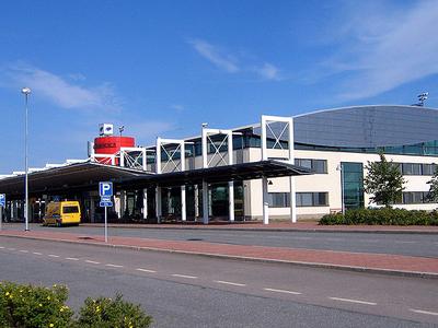 Tampere Pirkkala Airport Finland Terminal 1