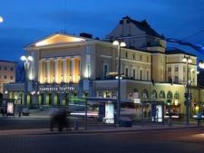 Tampere Theatre - Tampere Finland