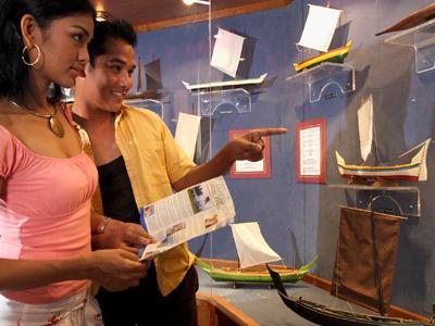 Tanjung Balau Fishermen Museum
