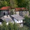 Tannberg Stronghold In Ruins, Upper Austria, Austria