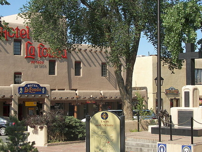 Taos Downtown Historic District