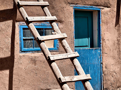 Taos Pueblo Apartment - New Mexico