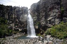 Taranaki Falls - Grand View