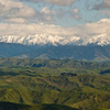 Tararuas From Pori Rd., Wairarapa, New Zealand