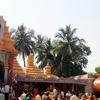 Tarini Temple Ghatagaon Odisha