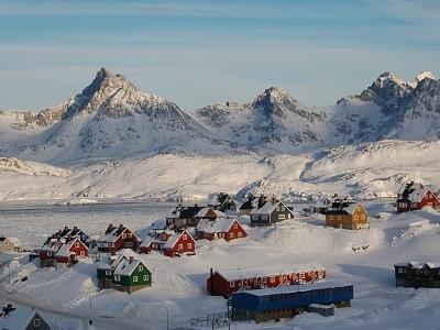Tasiilaq - East Greenland