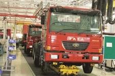 Tata Motor Assembly Line