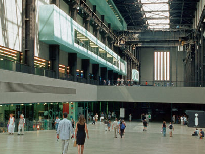 The Turbine Hall