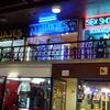 Tatoo & Sex Shops At Jiron