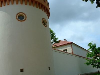 Taurage Castle