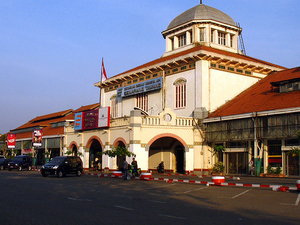 Tawang Station
