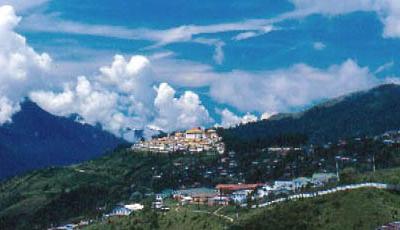 Tawang Town