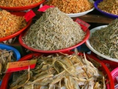 Tawau Tanjung Market - Sabah