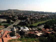 Tbilisi Panorama 1