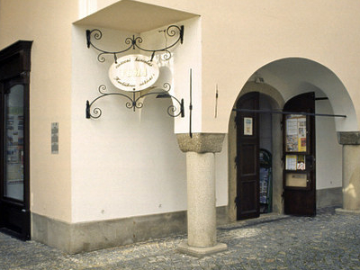 The Entrance Of The Jewish Quarter