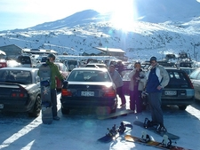 Team BMW @ Turoa - North Island NZ