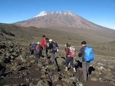 Team Cantrailia & Kilimanjaro - Rongai Route - Tanzania
