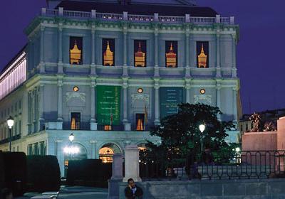 Teatro Real Theatre