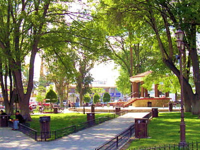 Tecate Parque Park