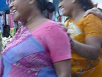 Adolescente Mercado Darwaza