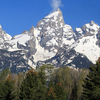 Teepe Pillar - Grand Tetons - Wyoming - USA