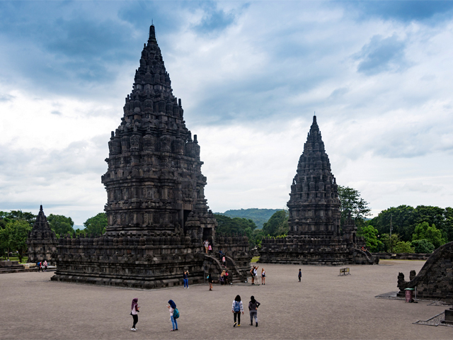West Java and Central Java Complete Tour Photos