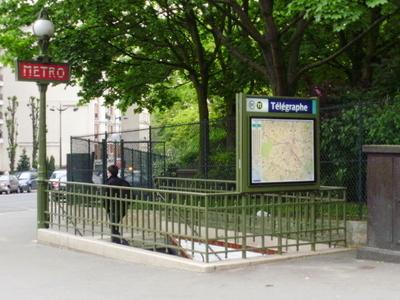 Telegraphe Station