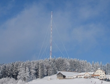 Television Transmitter Tower