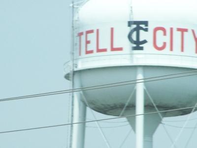 Tell  City  Watertower