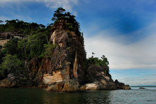 Teluk Assam Beach - Bako National Park