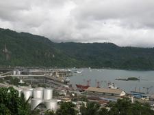 Teluk Bayur Harbor