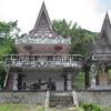 Temple Along Lake Toba - Samosir - Sumatra