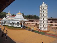 Temple At Ponda